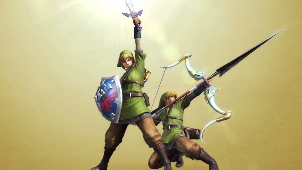Video: Monster Hunter 4 Ultimate's Link Outfit Trailer