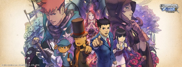 PN Review: Professor Layton vs. Phoenix Wright: Ace Attorney