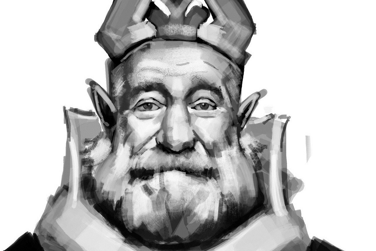 Robin Williams king of hyrule2