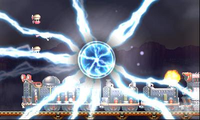Imamio Thunder does heavy damage during boss encounters.