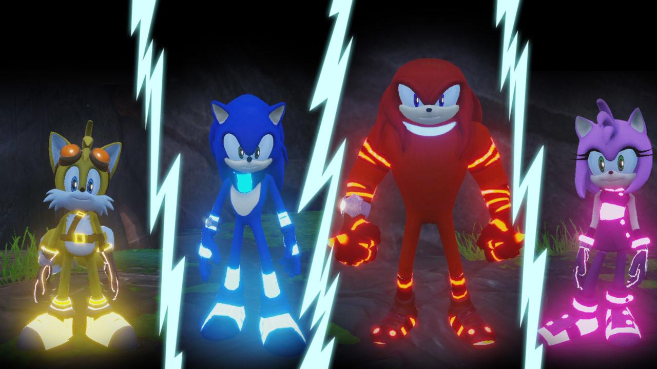 Sonic_BoomAmazon Pre-Order Exclusive