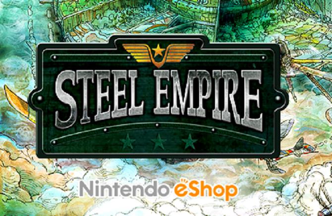 PN Review: Steel Empire (3DS eShop)