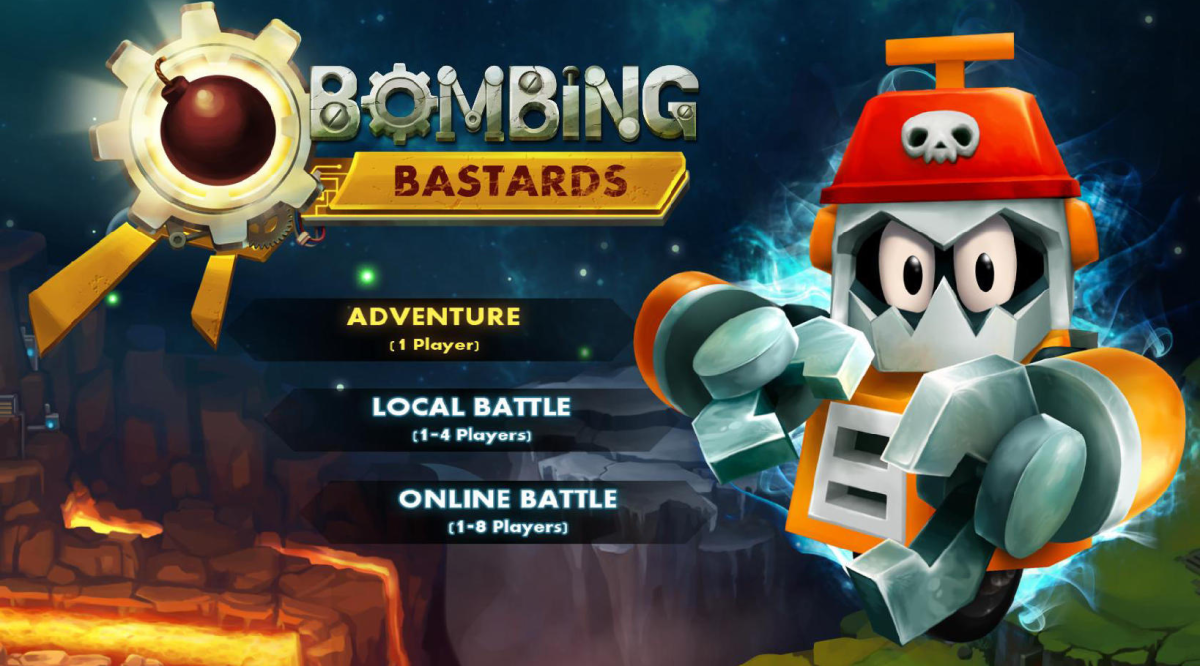 PN Review: Bombing Bastards (Wii U eShop)