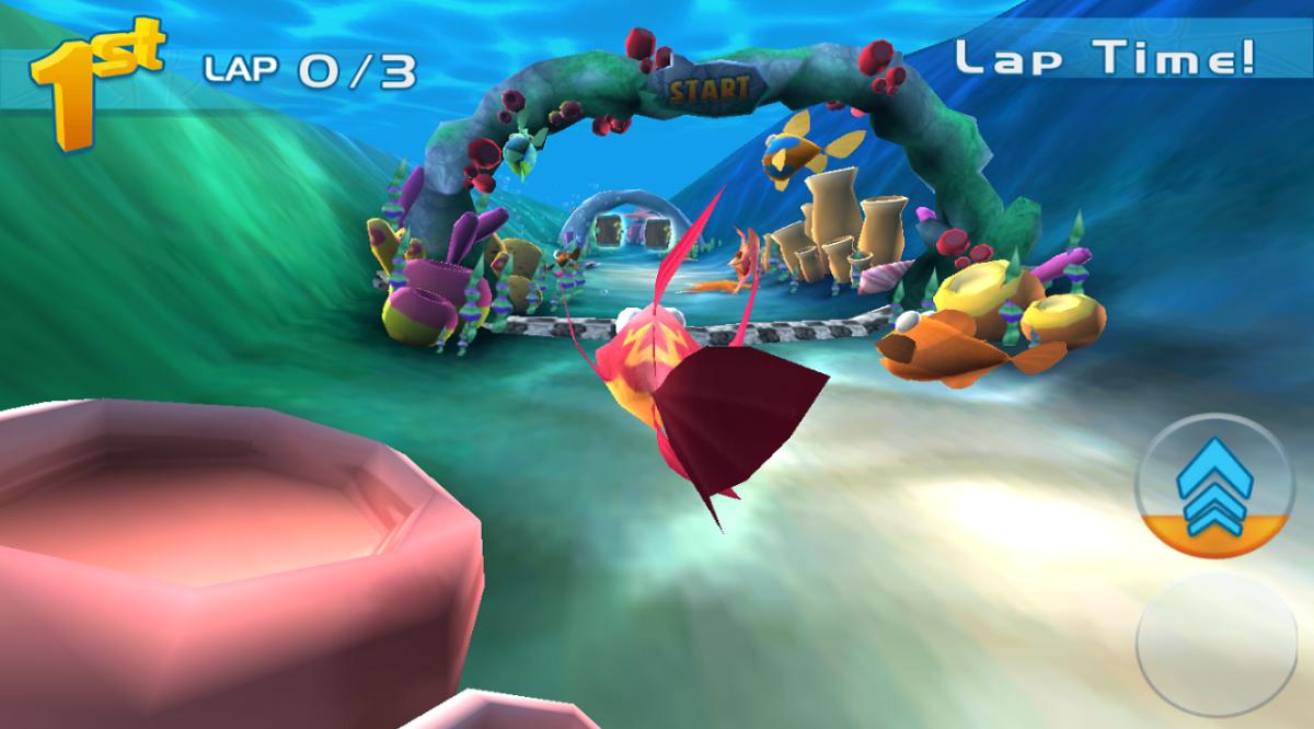 Jett Tailfin Coming to Wii U August 7