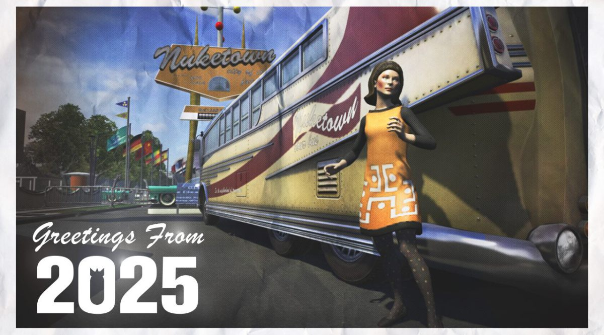Call of Duty: Black Ops II map Nuketown 2025 hits Wii U (finally)