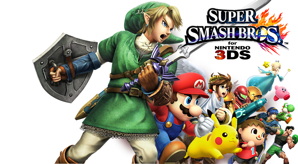 Super Smash Bros. 3DS Demo Also Coming to Europe and Australia