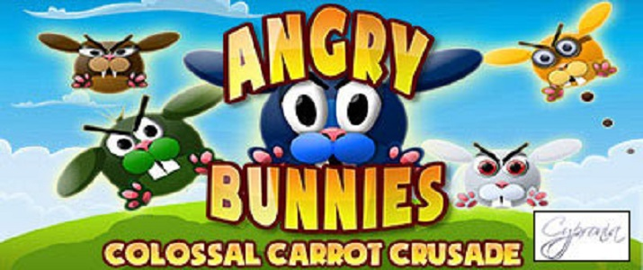 PR: Angry Bunnies: Colossal Carrot Crusade for Nintendo eShop release (WiiU)