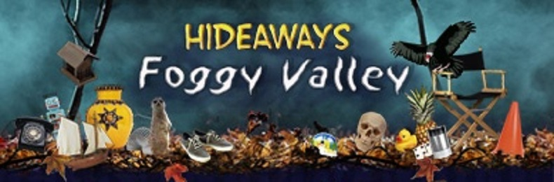 PN Review: Hideaways: Foggy Valley