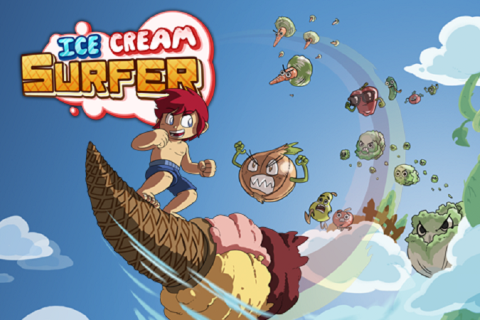 PN Review: Ice Cream Surfer