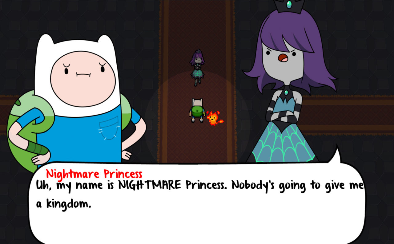 PN Interview – Adventure Time: Secret of the Nameless Kingdom