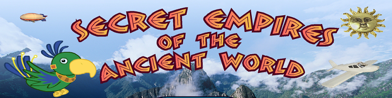 PN Review: Secret Empires of the Ancient World