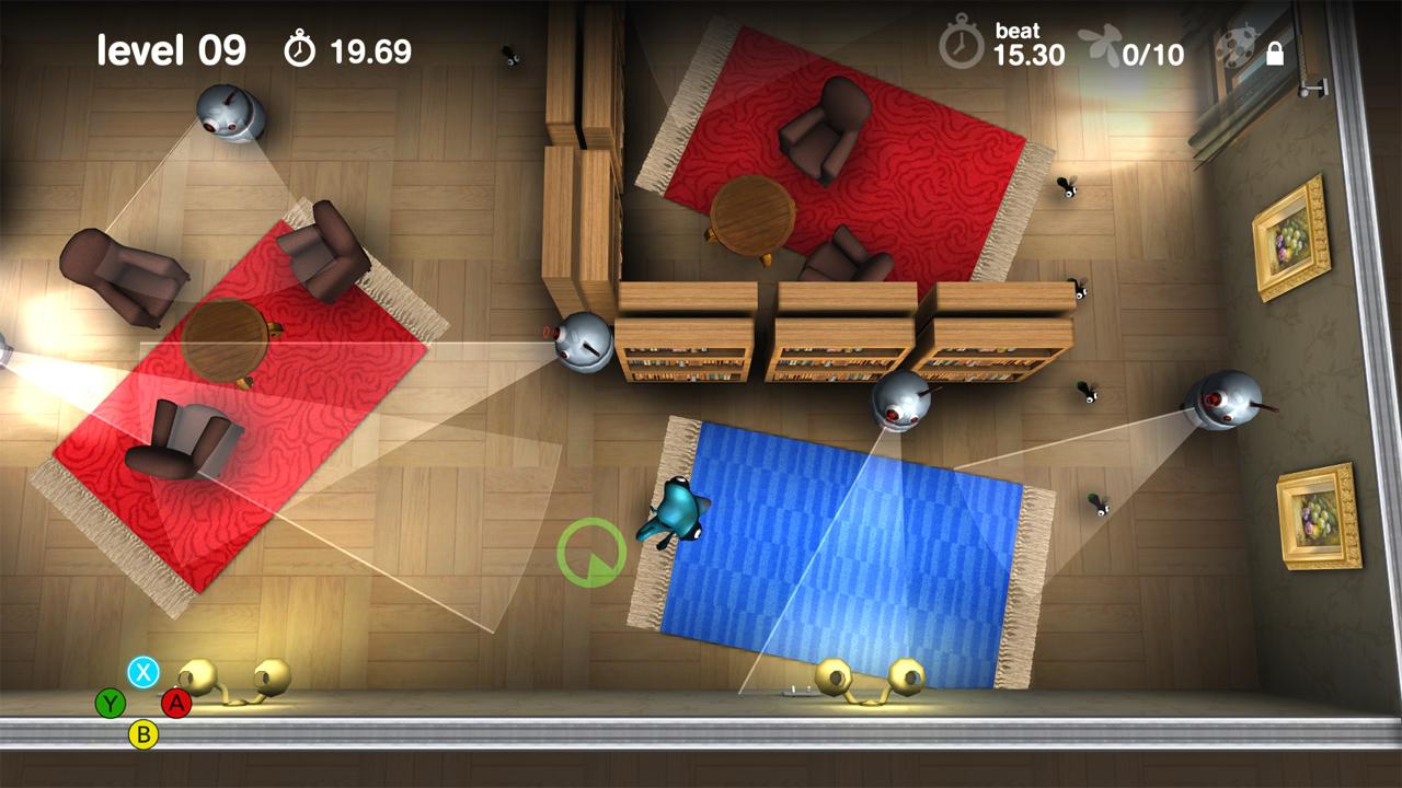 Review: Spy Chameleon (Wii U eShop) Spy_02