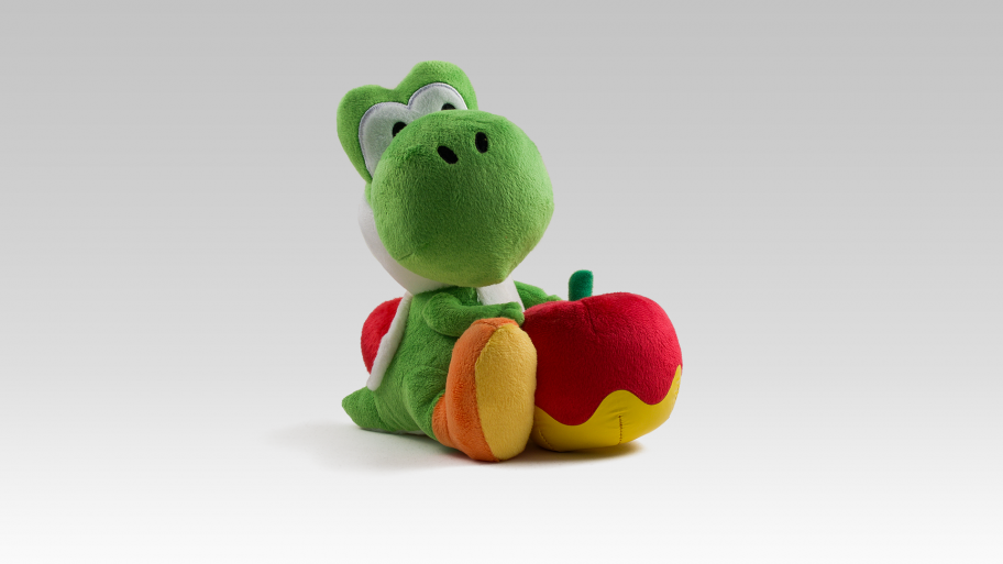 Club Nintendo Europe and Australia Add New Plush Yoshi