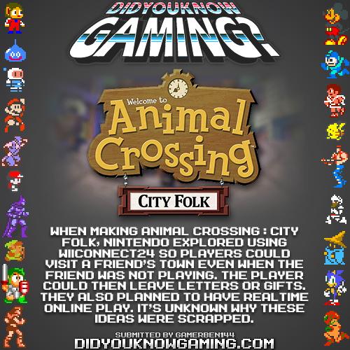 dykg - animal crossing