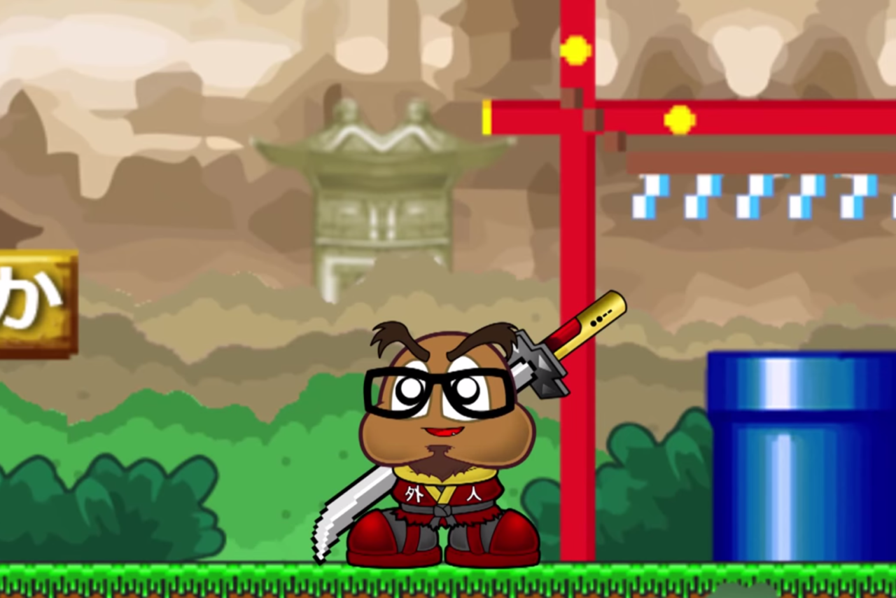 Gaijin Goomba – Learning More About Japan Though Gaming