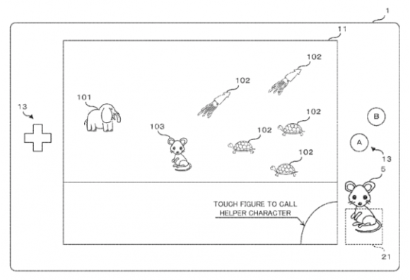 Nintendo Files Patent for Wireless Pokémon Device