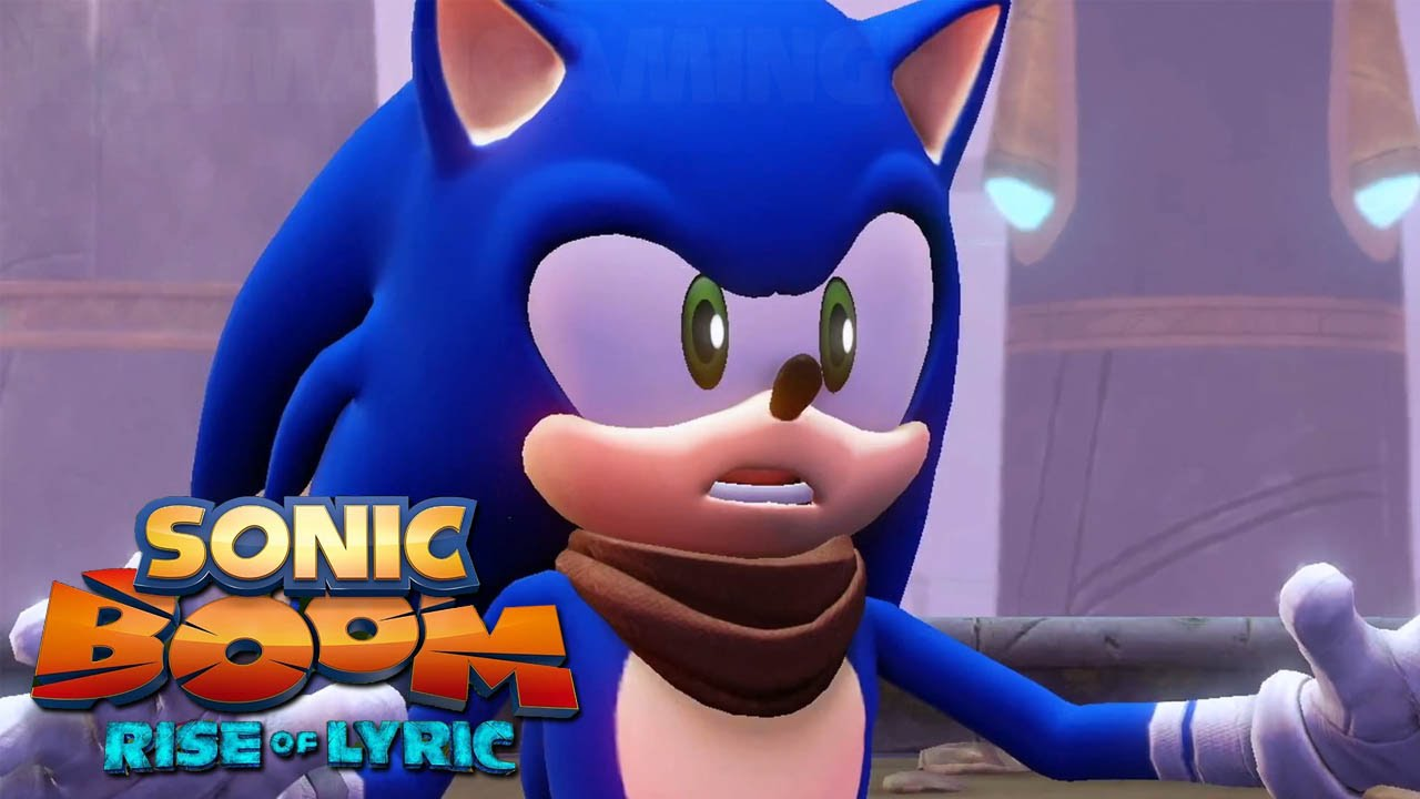 PR: SEGA Brings Sonic Boom To Store Shelves Nov. 11 — Both Wii U and 3DS