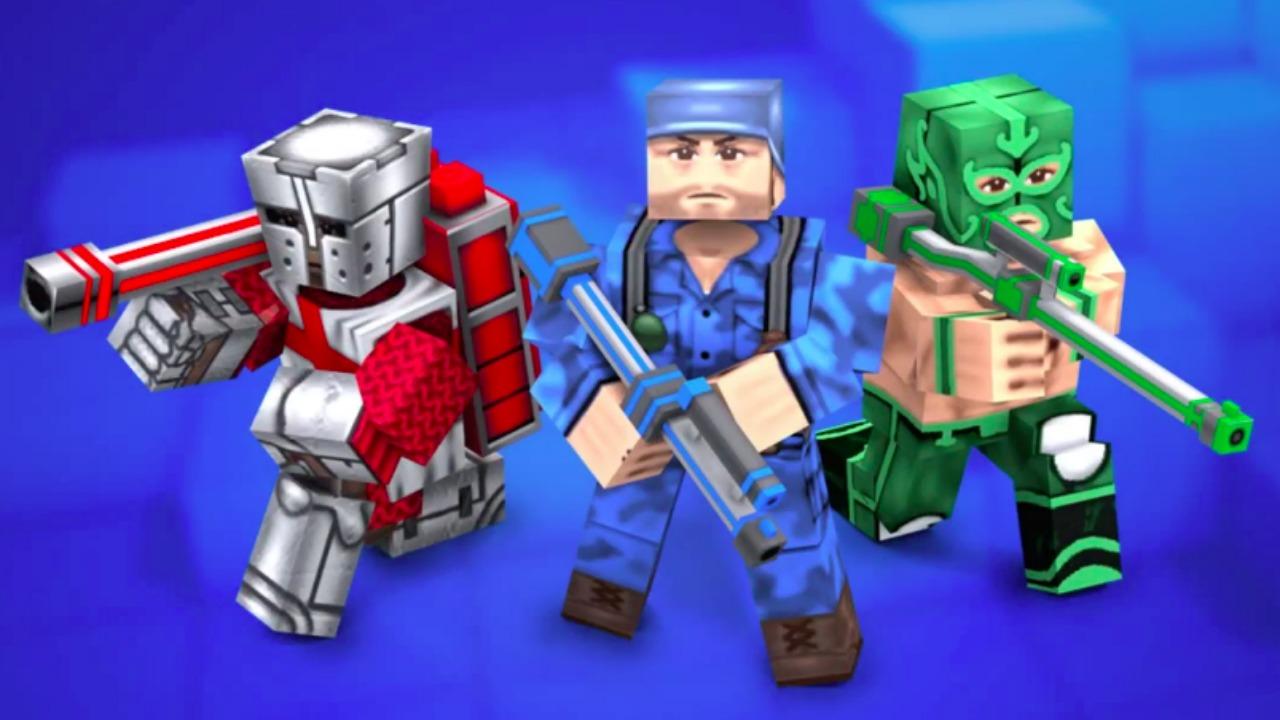 PN Review: Cubemen 2 (Wii U eShop)