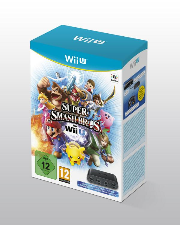 NoE PR: Super Smash Bros. Wii U release details, amiibo bundles and more