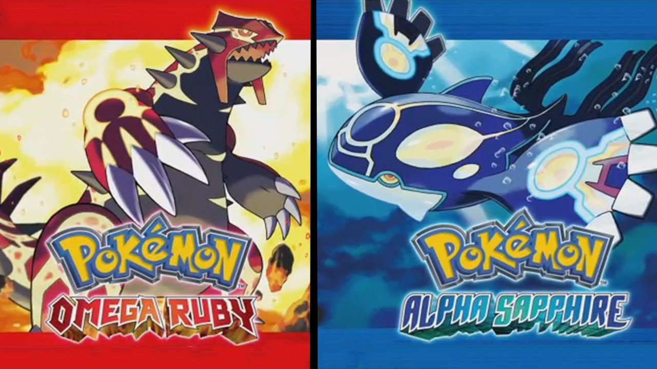 Video: Pokémon Omega Ruby and Alpha Sapphire TV Commercial