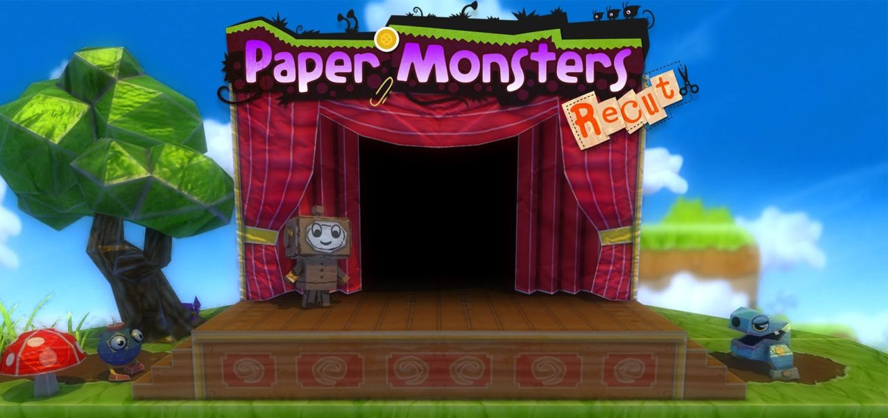 PN Review: Paper Monsters Recut (WiiU eshop)