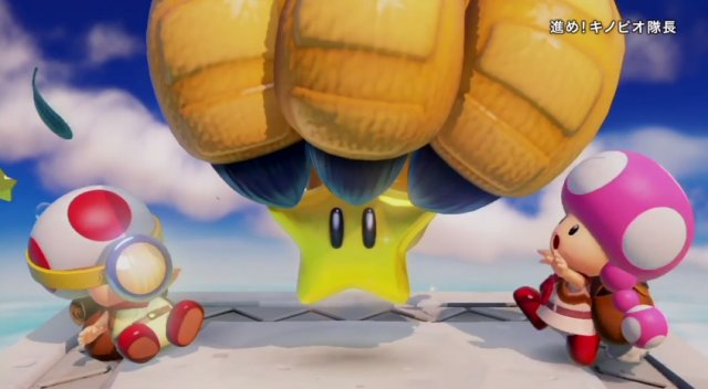 Toadette Joins Captain Toad's Treasure Hunt and European Release Date Announced
