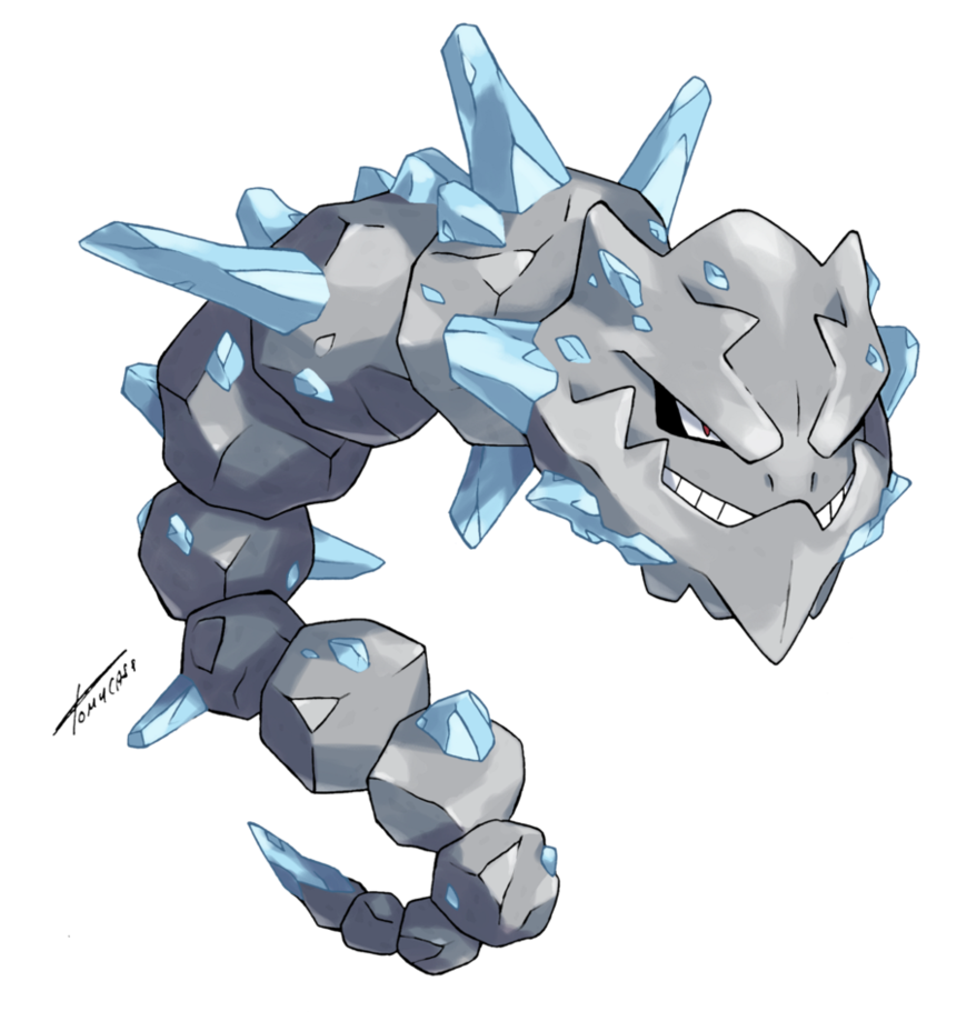 PR: Mega Steelix and Mega Glalie to Appear in Pokémon Omega Ruby and ...