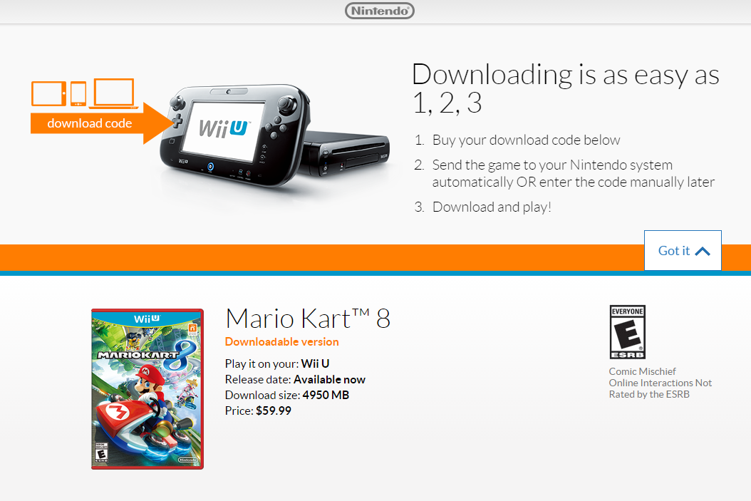 Purchase Nintendo Games Digitally Online And Download Them Automatically