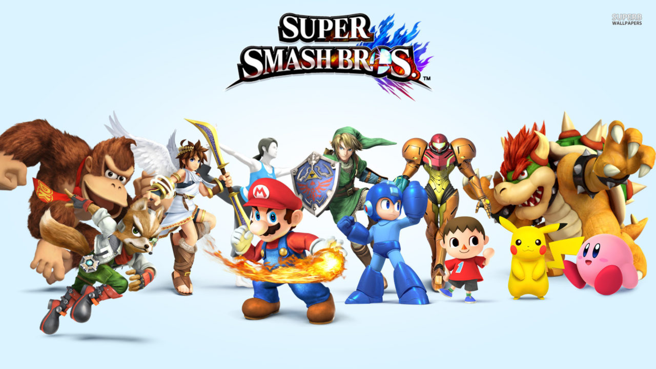 Super Smash Bros. Japanese Update
