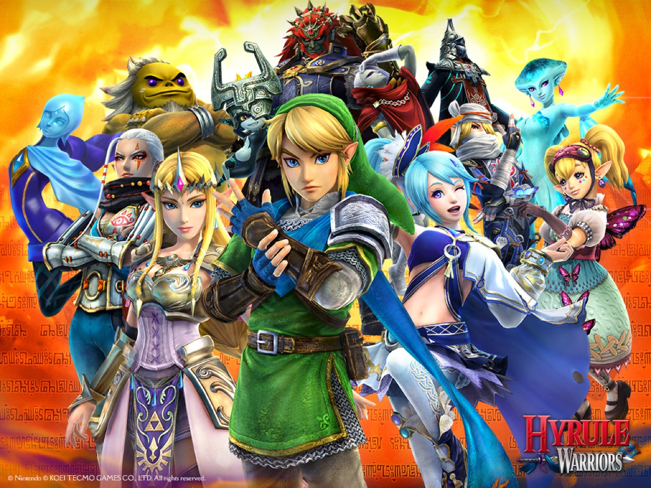 10 Characters We Want in Hyrule Warriors