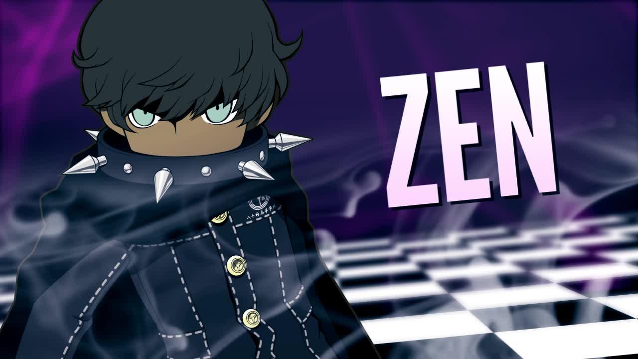 ATLUS PR: Junpei, Zen, Story Trailers for Persona Q