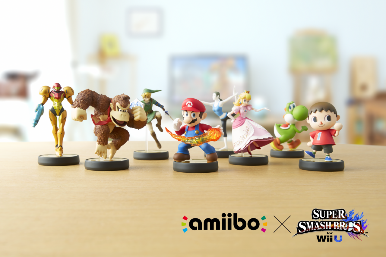 Iwata on amiibo sales – Top selling amiibo's by region
