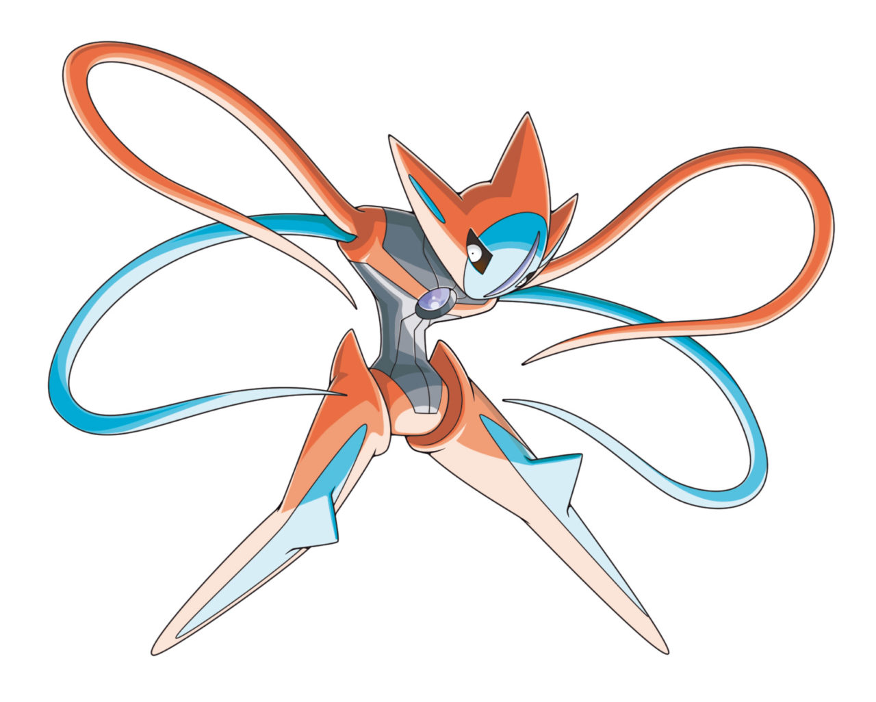 PR: Deoxys Returns and Clashes with Rayquaza  in the Delta Episode of  Pokémon Omega Ruby and Pokémon Alpha Sapphire