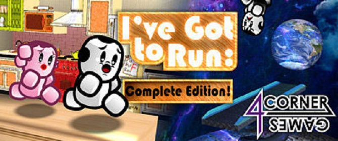 PN Review: I've Got to Run: Complete Edition!