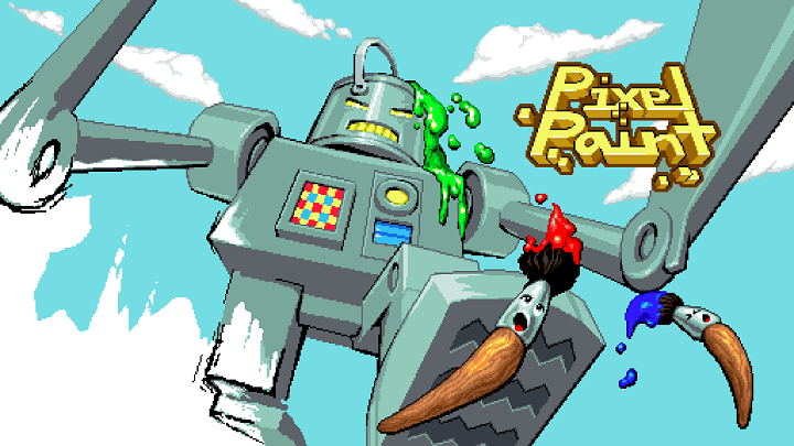PN Review: Pixel Paint