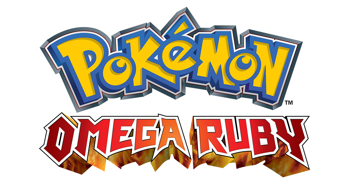 Pokemon Omega Ruby and Alpha Sapphire commercials