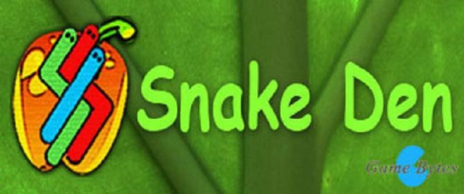 Snake Den title