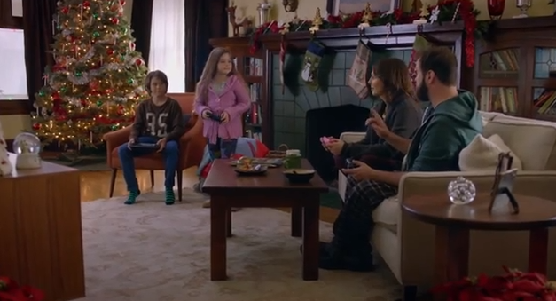 Nintendo Releases Wii U Holiday Commercial