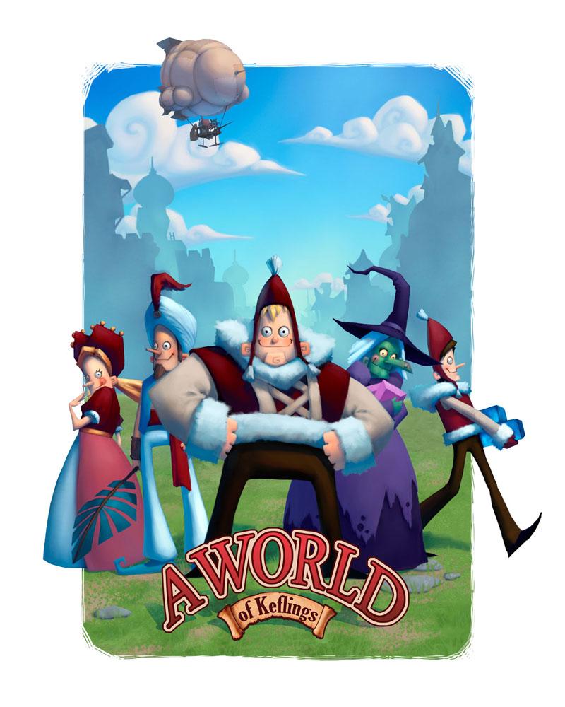 PN Review: World of Keflings
