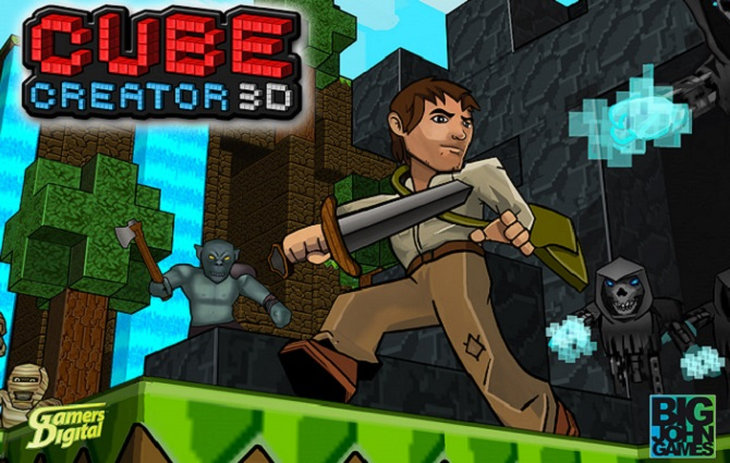 Cube Creator 3D News From Big John Games