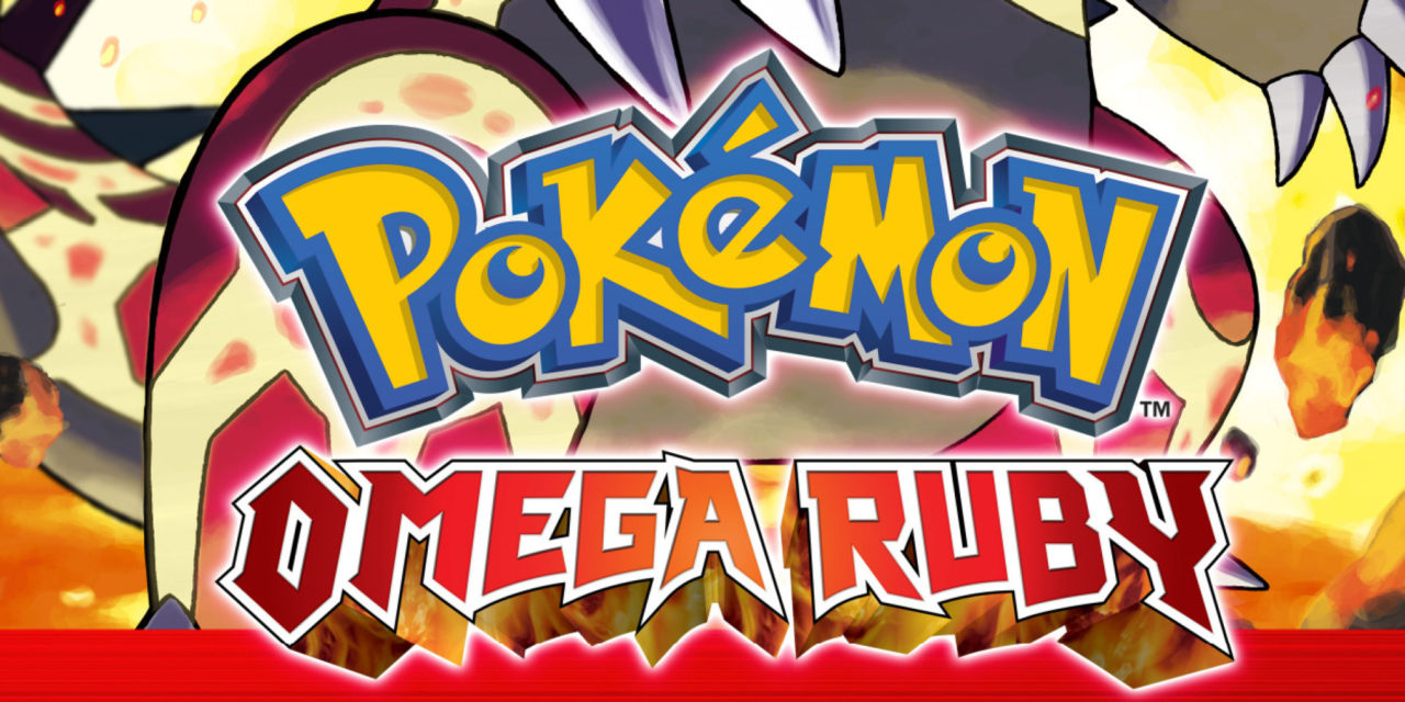 Pokémon EON Ticket Details Revealed For Pokémon Omega Ruby and Pokémon Alpha Sapphire