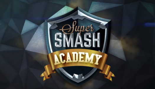 Super Smash Academy – Captain Falcon's Knee Smash