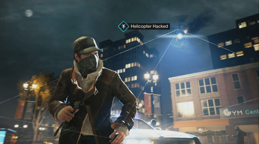 First Watch_Dogs Wii U screens