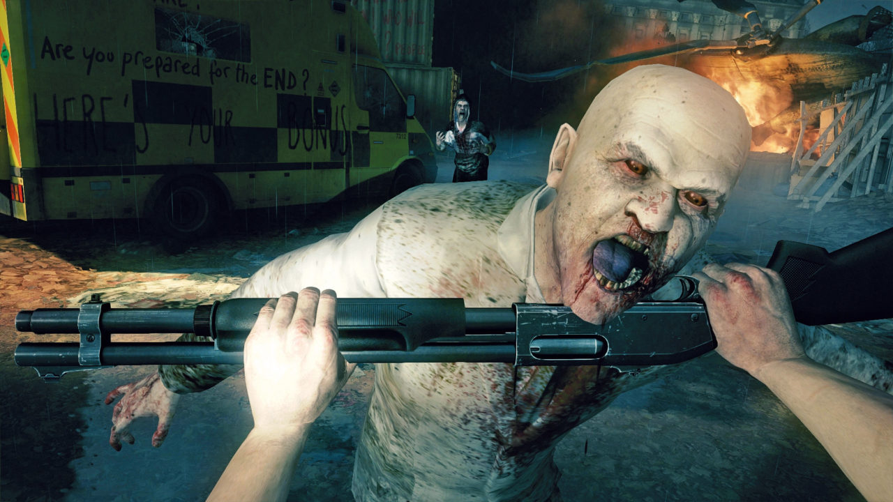 Amazon France Lists ZombiU 2 for Wii U