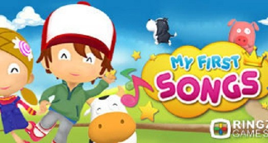 PN Review: My First Songs (3DS eShop)
