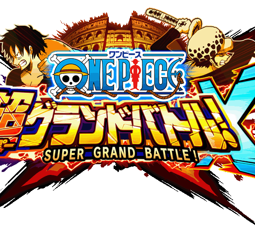 One-Piece-Super-Grand-Battle-X-Logo