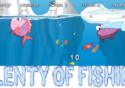 Plenty of Fishies feature image