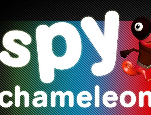 Spy Chameleon - title