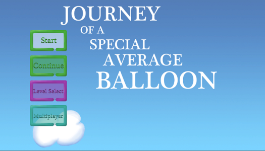 TreeFall Studios bringing Journey of a Special Average Balloon to Wii U