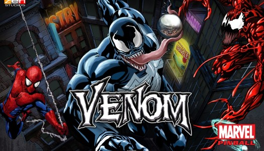 PR: Venom Pinball Hits this Week with a Sizzling New Trailer